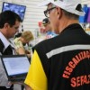 Fiscais da Secretaria da Fazenda realizam vistorias em lojas do centro de Maceió