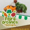 Semarh promove Feira Orgânica na primeira terça-feira de novembro