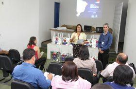 Parceria promove distribuição de três mil mapas de Alagoas para escolas estaduais