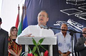 Renan diz que seu papel é priorizar investimento público e privado em Alagoas