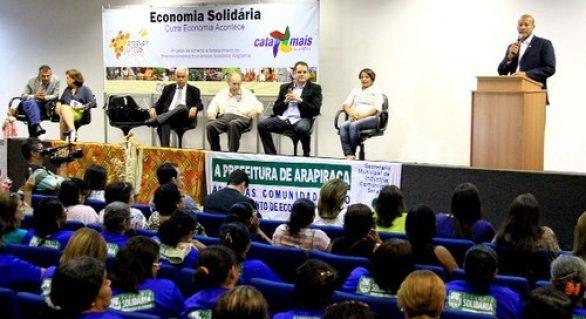 Governo lança projeto de Economia Solidária Produzir Juntos