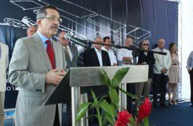 Portobello lança pedra fundamental de fábrica que vai gerar 1.000 empregos em Alagoas