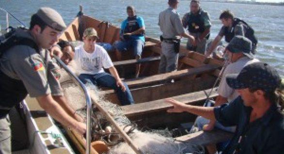 Brasil fecha o cerco contra a pesca ilegal