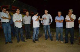 Abertura oficial da Festa do Leite reúne autoridades