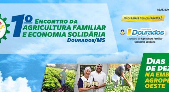 Agricultura Familiar ganha destaque em evento