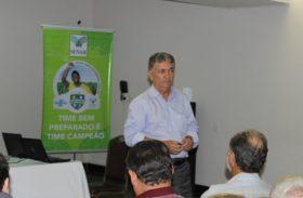 Encontro de Líderes Sindicais na Paraíba