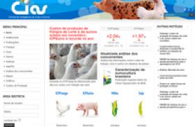 Custos de produção de frangos de corte e de suínos sobem em novembro