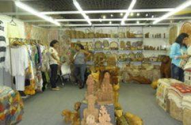 Artesanato alagoano se destaca na 24ª Feira Nacional do Artesanato