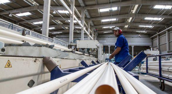 Inaugurações de fábricas marcam o desenvolvimento industrial em 2013