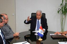 """""""Aperto"""" de Nonô na SDS ajudou a resolver casos de violência esta semana em Alagoas"""