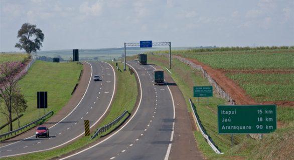 Rodovias serão entregues no primeiro semestre de 2016