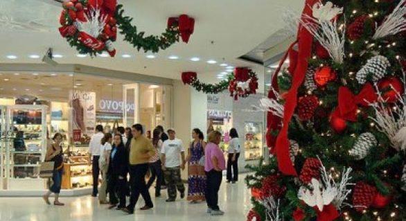 Vendas de Natal têm menor crescimento desde 2003, diz Serasa