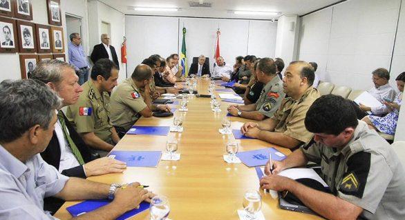 Governo e militares chegam a acordo após definição de realinhamento