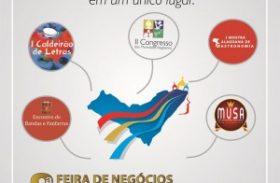 Contagem regressiva para a feira dos municípios 2014