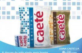 Grupo Carlos Lyra lança novas embalagens do açúcar Caeté