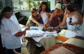 Artesãos comercializam R$ 15 mil no primeiro mês do Café com Arte