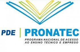 MEC destina R$ 899 milhões ao Sistema S para oferta de cursos do Pronatec