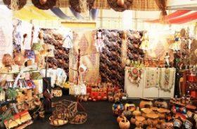 Fim de semana tem arte e cultura na feira dos municípios
