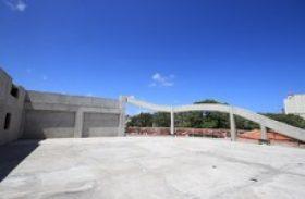 Diteal e Seplande analisam evolução das obras do novo equipamento cultural de Alagoas