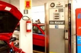 Alta da gasolina faz motoristas optarem pelo GNV