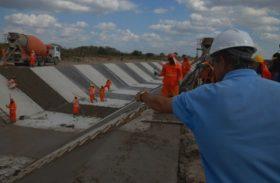Governo Federal assegura recurso até o km 163 do Canal do Sertão