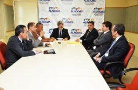 Seds firma parceria com Policias Federal e Militar para combate ao tráfico