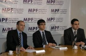 MPF constata desvio em recursos de R$ 3 milhões por 10 prefeituras de AL