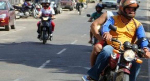 Arapiraca tem, proporcionalmente, mais motos que a cidade de São Paulo