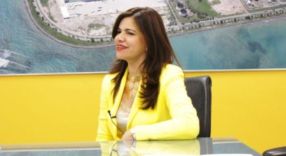 Rosiana Beltrão deixa o porto para 'navegar' em busca de votos