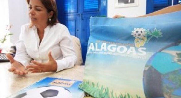 Alagoas é atrativo turístico no período da Copa do Mundo 2014