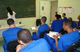 Atividades marcam aula inaugural do ano letivo no sistema penitenciário