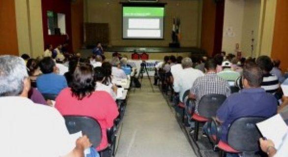 Caravana da Embrapa apresenta técnicas contra ameaças fitossanitárias