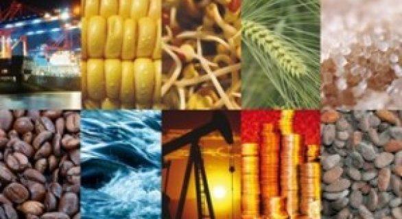 Preços das commodities têm queda de 1,51% em junho