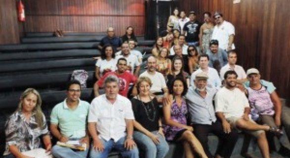 """Diteal reúne selecionados para o """"Teatro Deodoro é o Maior Barato"""""""