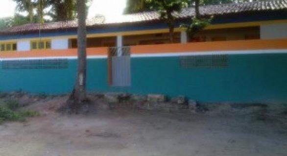 Escolas municipais estão sendo reformadas em Maragogi