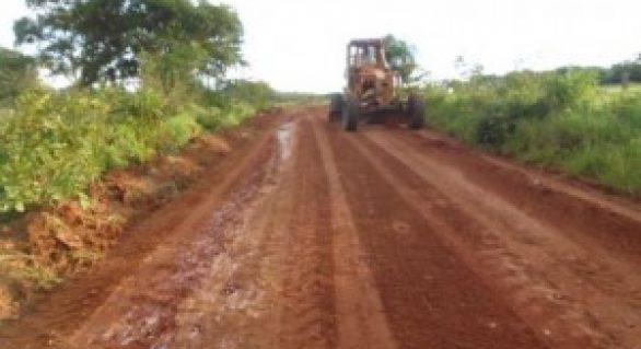 Prefeitura de Maragogi faz manutenção de estradas rurais