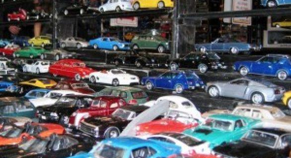 Parque Shopping terá exposição de carros antigos, tunados e miniaturas