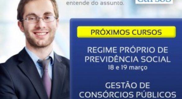 Técnicos municipais participam de capacitação de regime próprio
