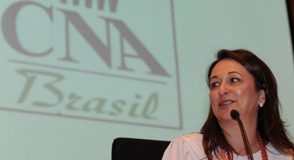 Senadora Kátia Abreu será a nova ministra da Agricultura