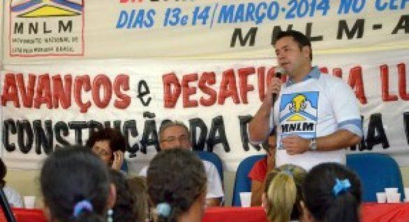 Em 'dia de Biu', Fireman sinaliza que vai manter campanha para o governo