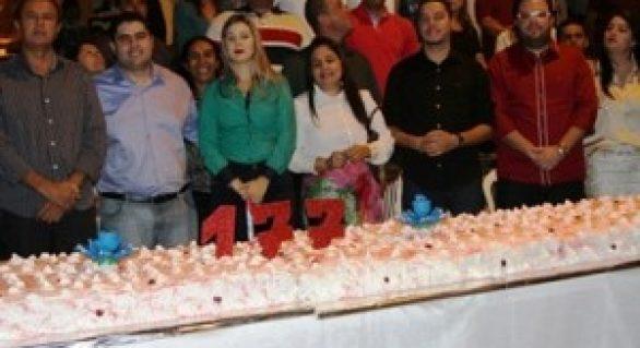 População participa da festa de 177 anos de Mata Grande