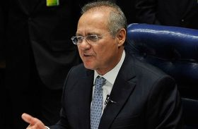 Renan comemora em plenário promulgação da PEC do Trabalho Escravo