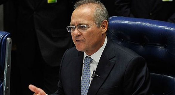 """Renan barra CPI da Petrobras no Senado: """"não seria bom para o Brasil"""""""
