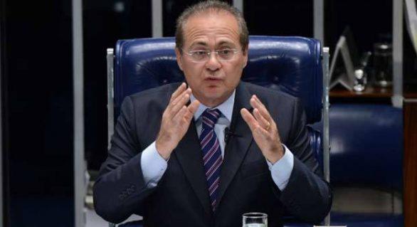 Definição dos temas da CPI é interna e cabe ao Parlamento, diz Renan