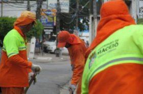 Serviços de limpeza beneficiam mais de 80 regiões