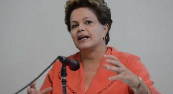 Dilma defende parceria com estados para enfrentar problemas na economia