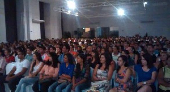 Encontro de estágio do IEL-AL reúne 600 participantes