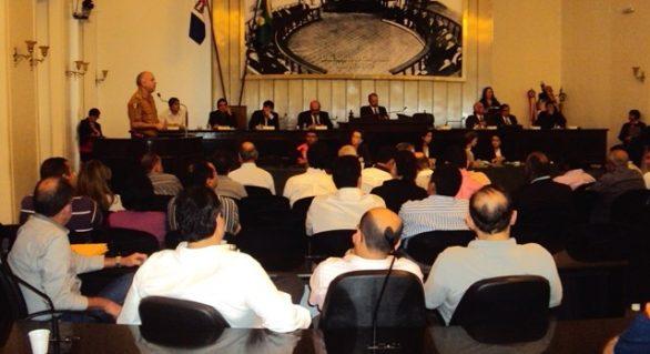 Assembleia aprova projeto que altera PCCS dos policiais civis