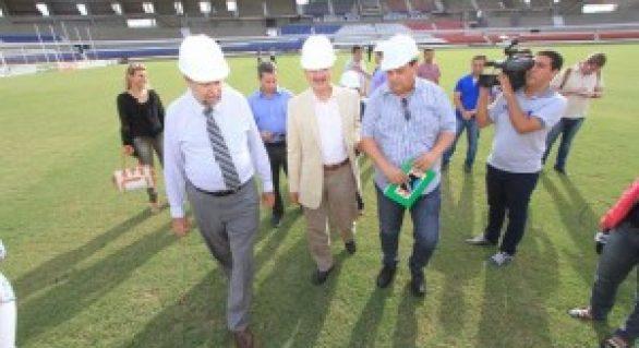 Ministro do Esporte destaca condições de Alagoas para a Copa