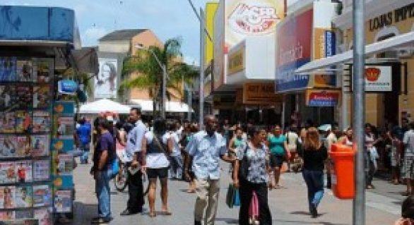 Pesquisa indica que intenção de consumo das famílias está estável na capital alagoana